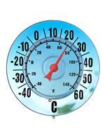 Buitenthermometer Wenko kleurloos