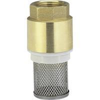 GARDENA 07222-20 Voetventiel 39,0 mm (1 1/4) binnendraad Messing