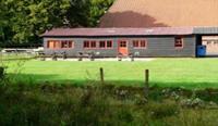 De Harmsdobbe: Blokhuis - Nederland - Friesland - Bakkeveen