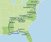 Southern Explorer (14 dagen) - Amerika - Noordoosten - New York