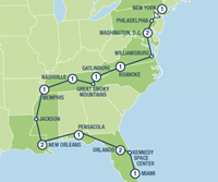 Southern Explorer (15 dagen) - Amerika - Noordoosten - New York