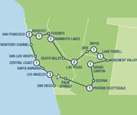 Western Discovery (16 dagen) - Amerika - Zuidwesten - Los Angeles