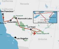 Best of the East & California (16 dagen) - Amerika - Noordoosten - New York