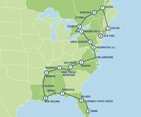 The Grand East (23 dagen) - Amerika - Noordoosten - New York