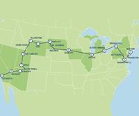 New York to Hollywood (20 dagen) - Amerika - Noordoosten - New York