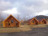 Fossatun Campingpods & Sunset Cottage - Borgarbyggd