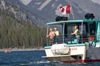Lake Minnewanka Cruise