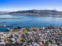 Reykjavik City Sightseeing per minibus