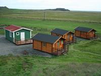Vagnsstadir Campinghutten - Hornafjördur