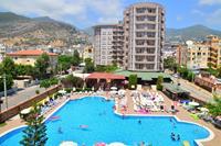 Club Sidar - Turkije - Turkse Riviera - Alanya-Centrum