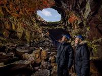 The Lava Tunnel Raufarholshellir