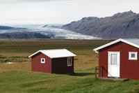 Lambhus Glacier View Cabins - Hornafjördur