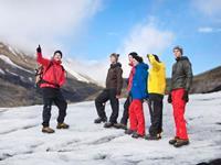 Sólheimajökull gletsjerwandeling