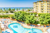 Kleopatra Dreams Beach - Turkije - Turkse Riviera - Alanya-Centrum
