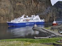 Rondom IJsland per expeditie cruiseschip, 12 dagen
