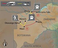 De wildparken van Botswana (15 dagen) - Botswana - Maun