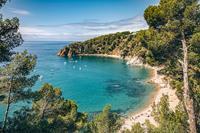 Cala Llevadó - Spanje - Costa Brava - Tossa de Mar