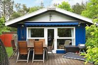 Rustig vakantiehuis in Thyholm met bubbelbad