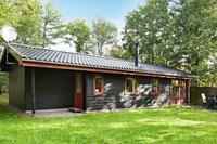 Traditioneel vakantiehuis in Jutland met serre
