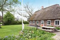 Charmant vakantiehuis in Bredebro dicht bij het strand