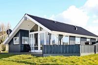 Heerlijk vakantiehuis in Lemvig met schommels