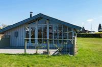 Gezellig vakantiehuis in Hejls met sauna