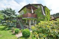 Modern vakantiehuis met prachtige tuin bij Karlovy Vary