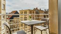 Essential Suite - 2p | Dubbelbed | Balkon - Stadszicht - België - Belgische kust - Blankenberge