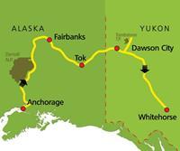 Impressie Alaska & Yukon (12 dagen) - Amerika - Alaska - Anchorage