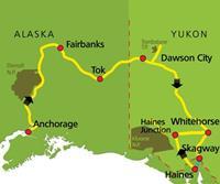 Spectaculair Alaska en Yukon (17 dagen) - Amerika - Alaska - Anchorage