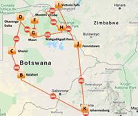 Op avontuur door Botswana (20 dagen) - Zuid-Afrika - Zuid-Afrika - Johannesburg