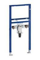 Duofix inbouwelement wastafel staal (hxbxd) 1120x500x70mm constructie zelfdragend