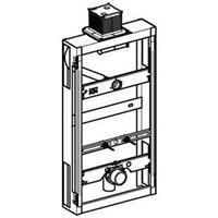 Geberit Gis inbouwelement urinoir z/spoelinr. staal (hxbxd) 1000x424x210mm oppervlaktebescherming elektrolytisch verzinkt