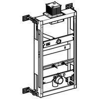 Geberit Kombifix inbouwelement urinoir z/spoelinr. staal (hxbxd) 980x420x165mm oppervlaktebescherming elektrolytisch verzinkt