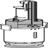 Geberit AP140 bodemventiel voor 140.3xx