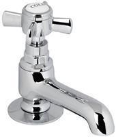 """Plieger James nostalgische toiletkraan 1/2"""" chroom 4330940"""