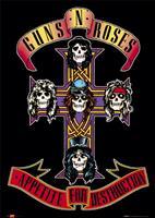 Guns N Roses Appetite Poster 61x91,5cm