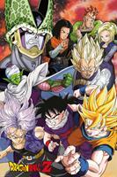 Dragon Ball Z Poster Pack Cell Saga 61 x 91 cm (5)