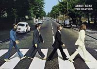 The Beatles Abbey Road Poster 91,5x61cm