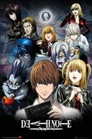 Death Note Collage Poster 61x91,5cm