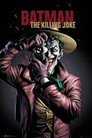 Batman Comic Killing Joke Portrait Poster 61x91,5cm