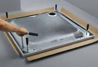 Bette potensysteem 13-18 cm. verstelbaar staal