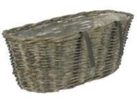 Vanderleeden Balkonbak Wilg Grey 56X22H17CM