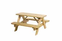 Woodvision Junior picknicktafel Bjorn