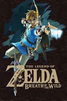 Legend of Zelda Breath of the Wild Poster Pack Game Cover 61 x 91 cm (5)