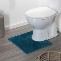 Sealskin doux toiletmat 50x45cm micro fibre petrol 294428426