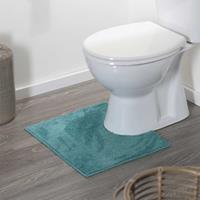 Sealskin toiletmat Doux 45 x 50 cm aquablauw 294428430