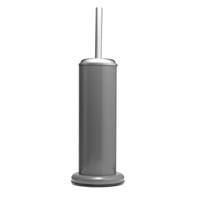 WC Borstel Set Sealskin Acero RVS Grijs 12x40.5cm