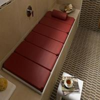 Kaldewei Badkussen  Universeel Relax model 7110 Karmijn Rood