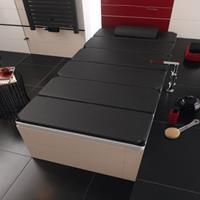 Kaldewei Badkussen  Universeel Relax model 7120 Antraciet